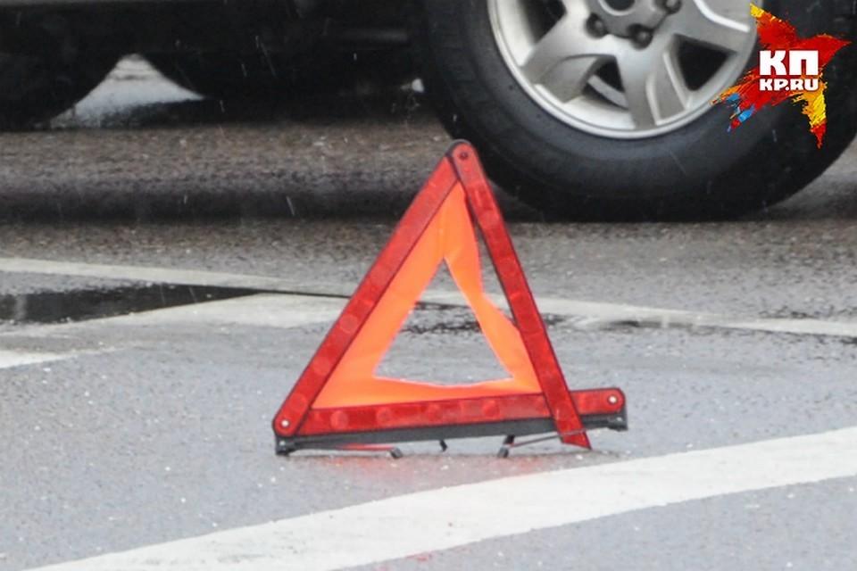 В ДТП пострадал пассажир