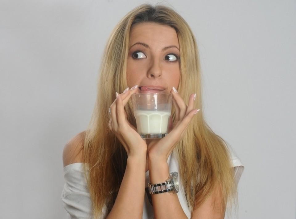 Фирма-фантом продавала опасную молочку.
