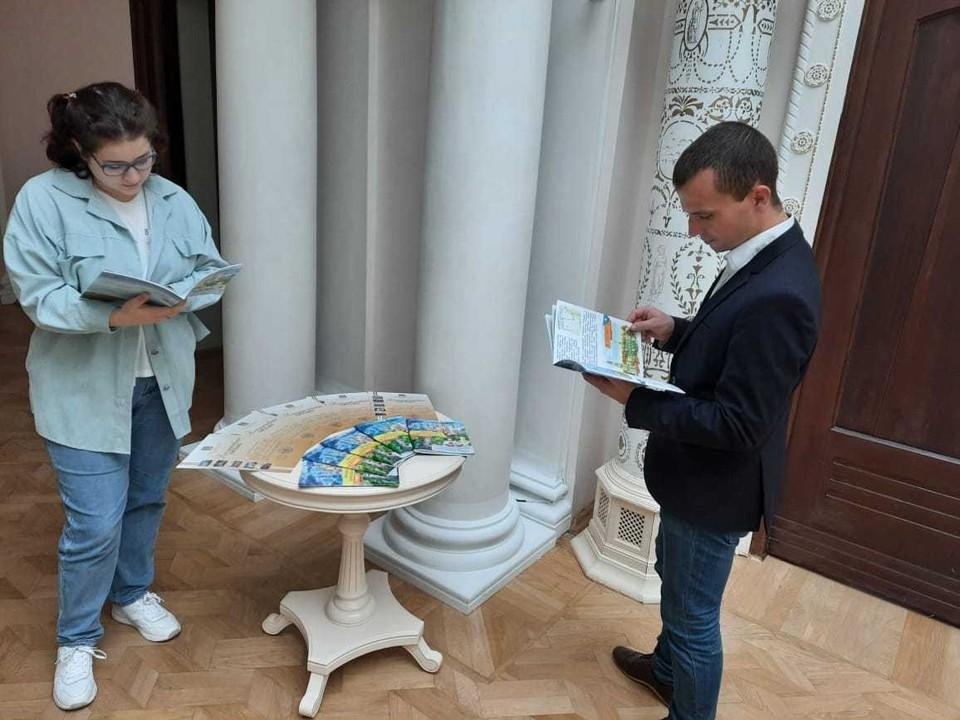 Первый тираж издания уже передали в центральные библиотеки городов и районов области