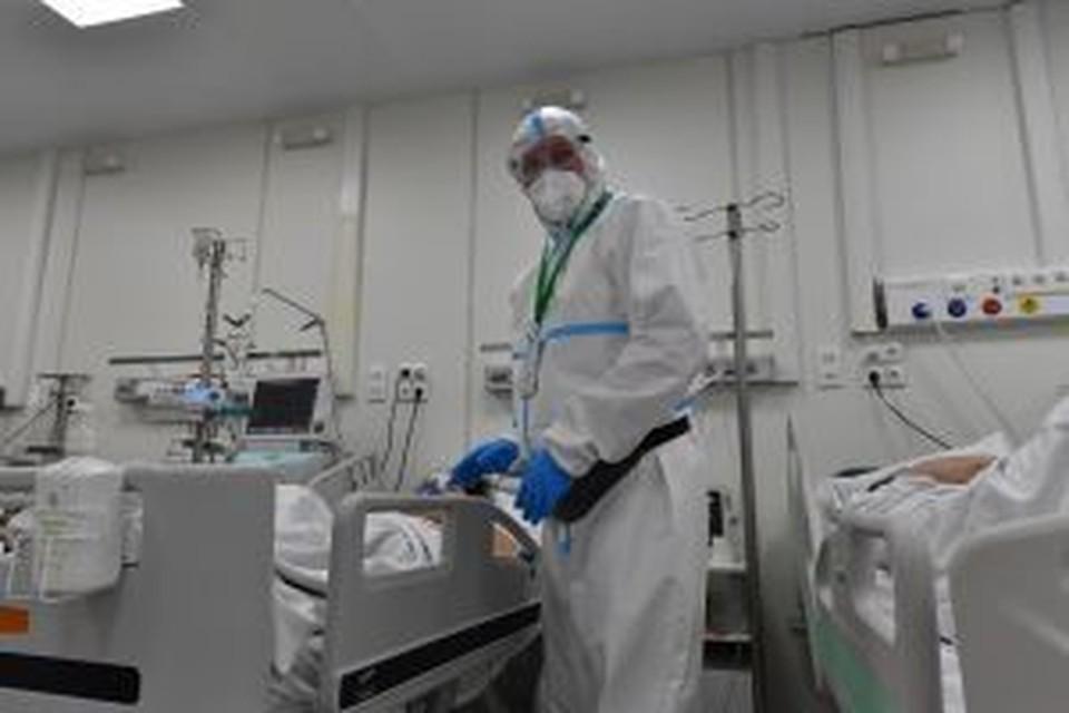 11 пациентов подключены к аппаратам ИВЛ