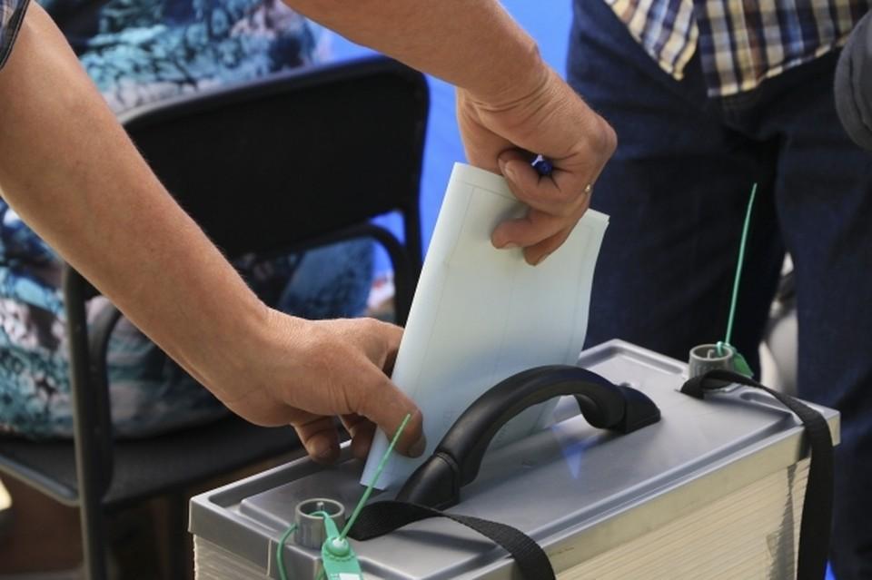 Проголосовать больные ковидом смогут прямо в стационаре.
