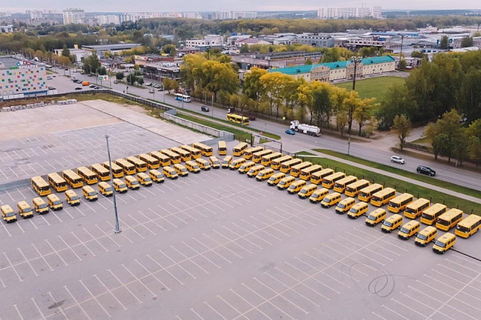 Всего за три года в регион были поставлены 85 единиц техники. Фото: kirovreg.ru