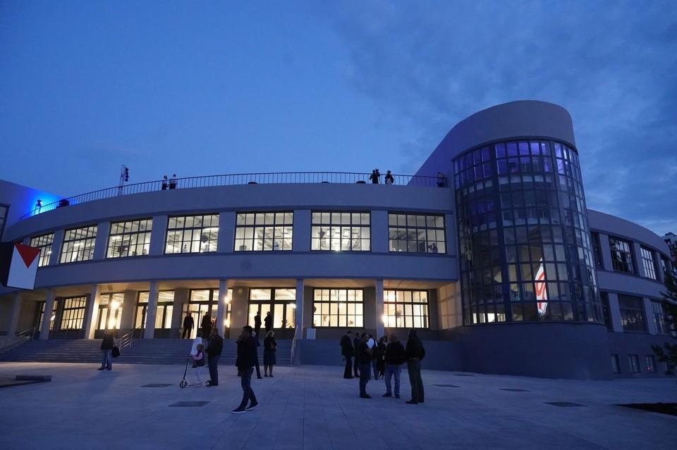 Филиал Третьяковки примет первых посетителей весной следующего года