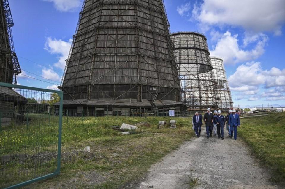В Хабаровске построят новую ТЭЦ за 57 миллиардов к 2024 году