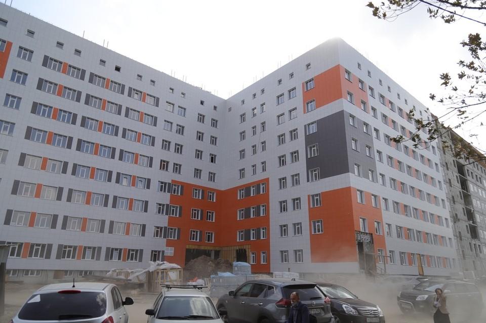 Новый онкологический диспансер в Рязани сдадут раньше срока.