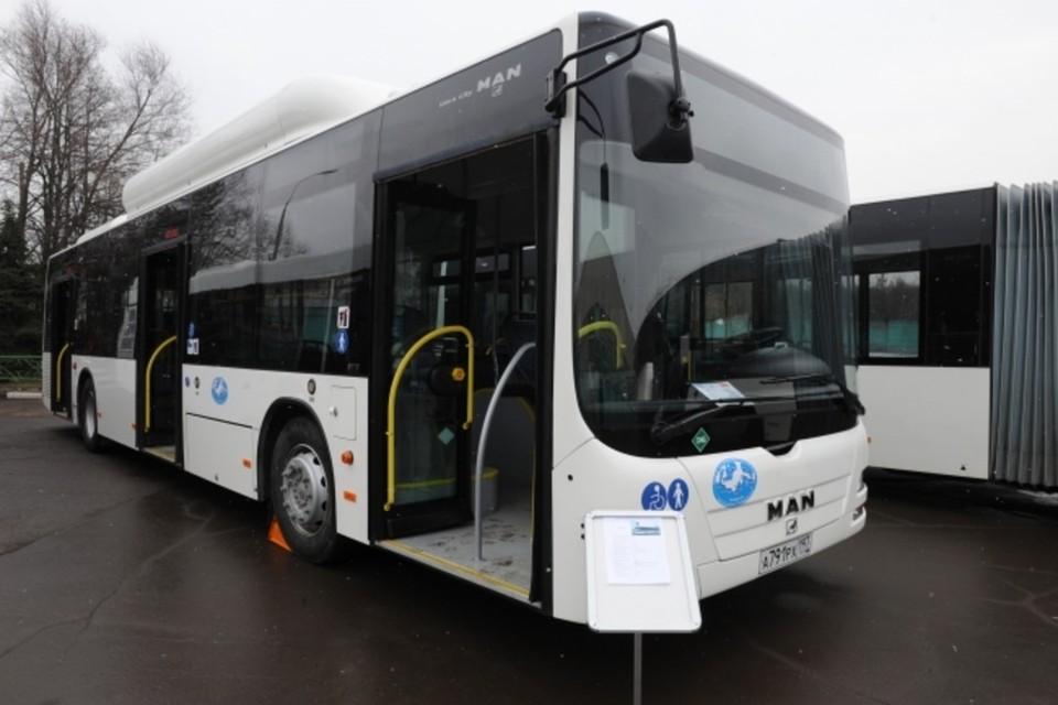 Общественный транспорт будет оснащён всеми удобствами. Фото: Архив «КП»