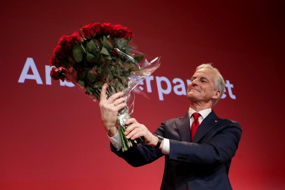Возглавит новое правительство Норвегии лидер Рабочей партии Йонас Гар Стере