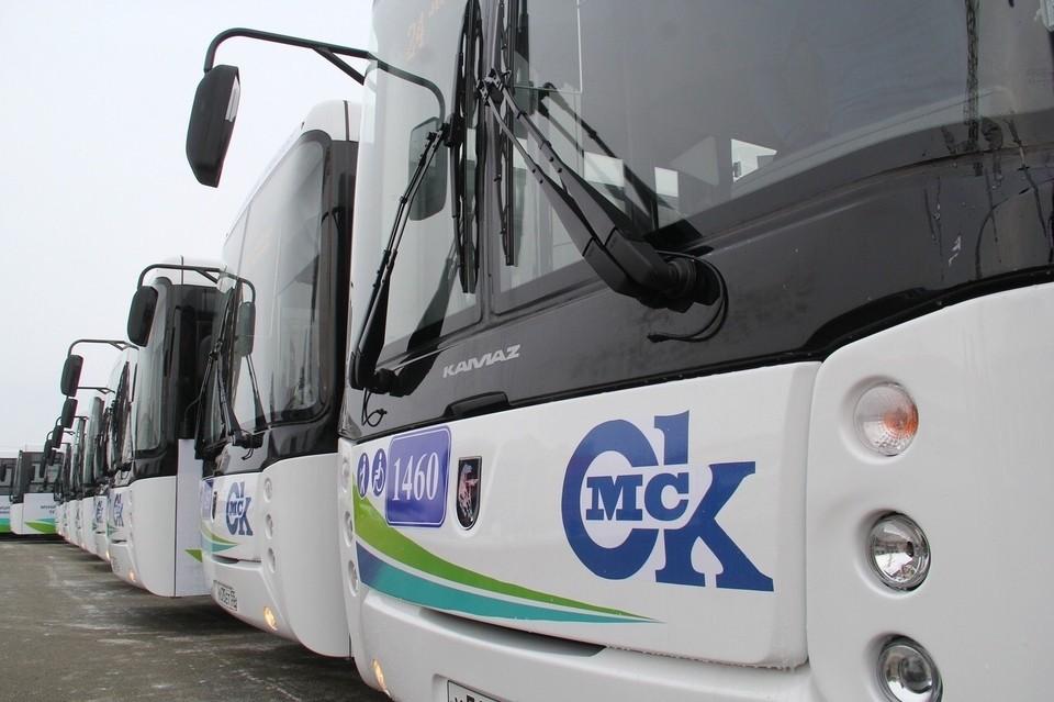 В Омске могут запустить маршруты по набережной, где автобусов не было уже полвека.