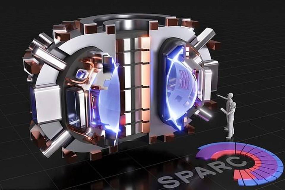 """С помощью нового магнита и внутри него вспыхнет """"рукотворное солнце"""" и получится термоядерный реактор. Если, конечно, получится."""