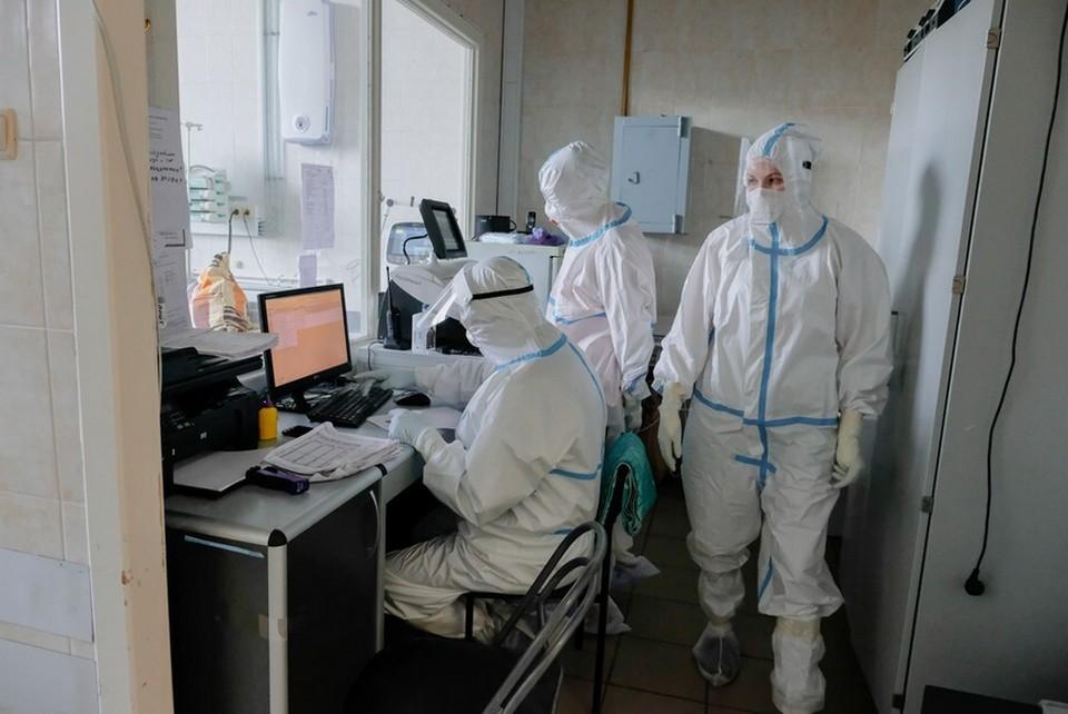 Актуальные данные по коронавирусу в Волгоградской области на 14 сентября