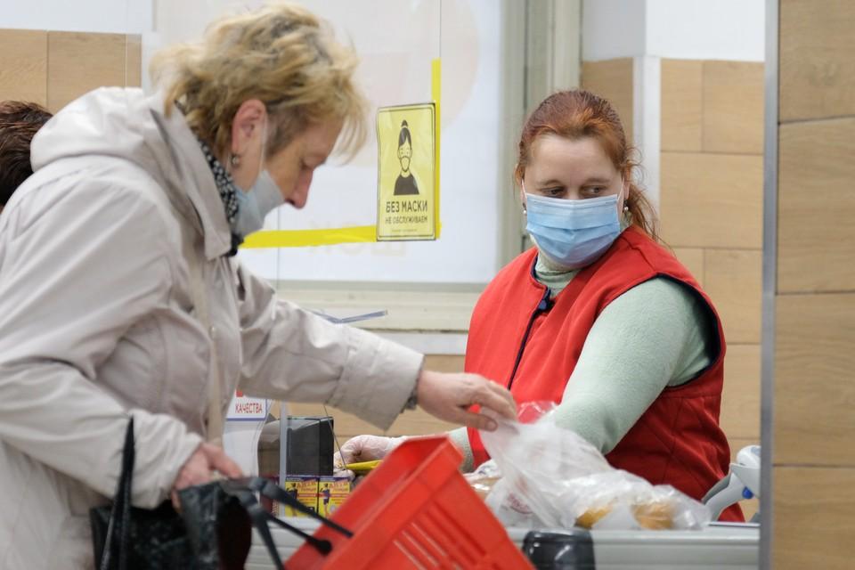 Более 800 человек заболели коронавирусом в Петербурге 14 сентября