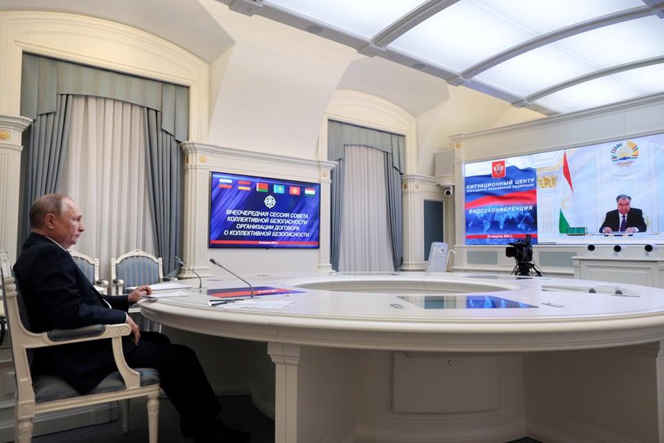 Глава государства уже созвонился с президентом Таджикистана Эмомали Рахмоном и сообщил ему, что не приедет