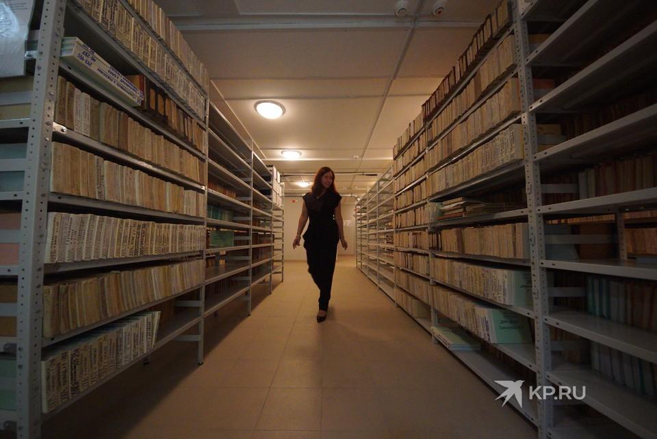 Все документы, представленные на выставке, старинные и хранятся в особых условиях.