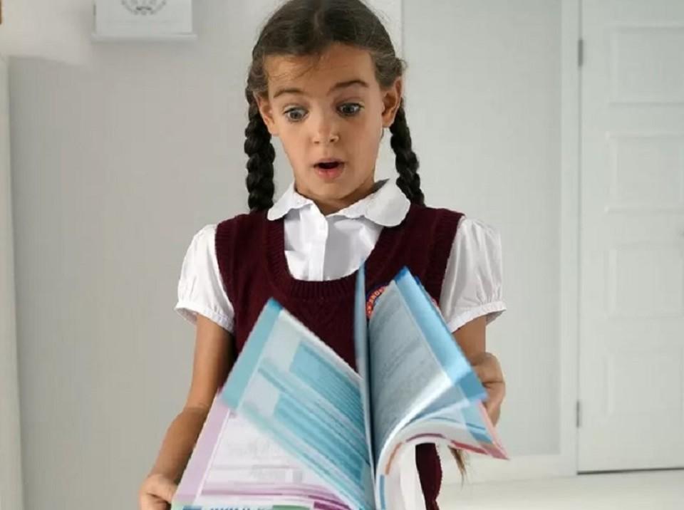 Учебники детям выдадут новые, проверенные