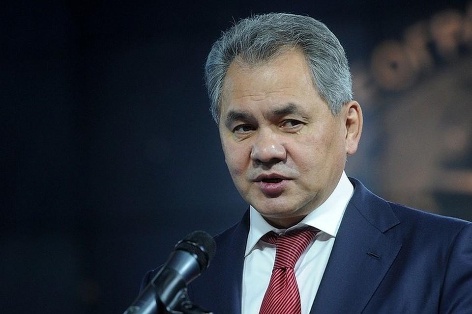 Сергей Шойгу отчитался о единовременных выплатах военнослужащим и пенсионерам Минобороны