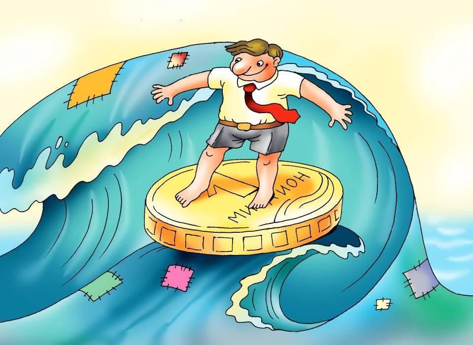 В Мурманской области растет число миллионеров и миллиардеров.