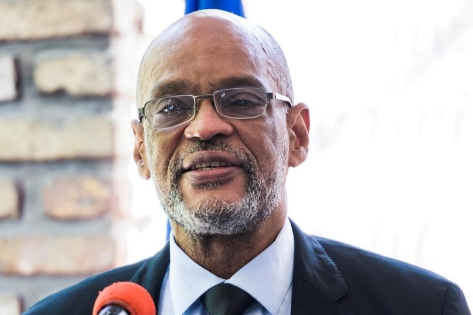 Премьер-министр Гаити Ариэль Анри