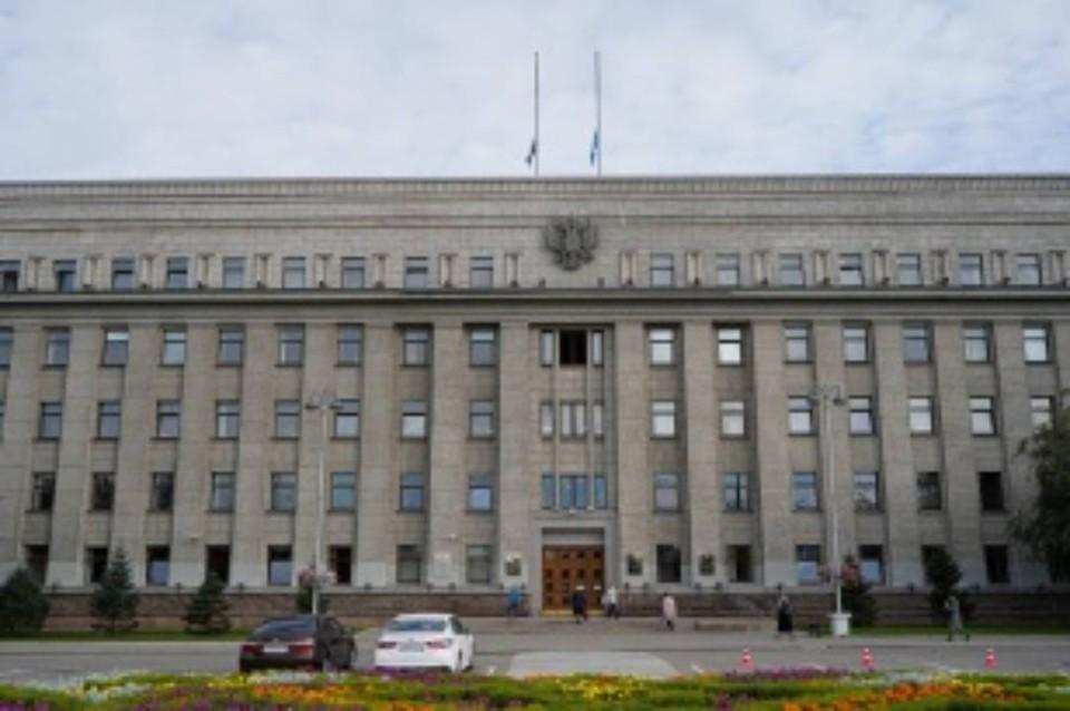 День траура по жертвам крушения самолета L-410 проходит в Иркутской области 15 сентября. Фото: правительство Иркутской области