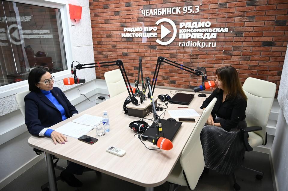 Итоги сезона благоустройства подвели в эфире радио «Комсомольская правда».