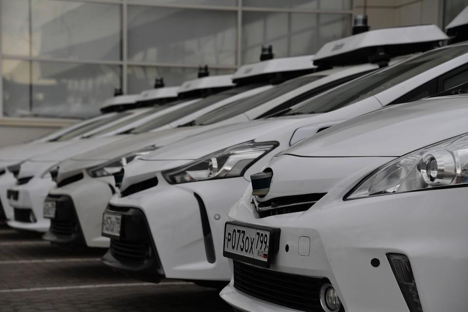 Запретные зоны для беспилотных автомобилей планируют создать в России