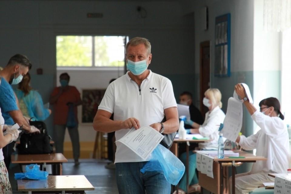 Томичи получат бумажные приглашения на избирательный участок до выборов.
