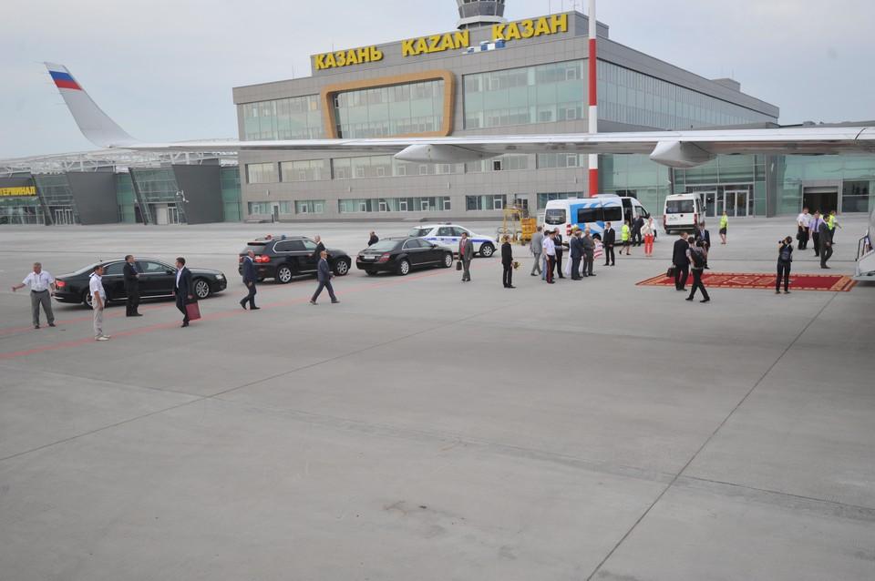 Вылет авиалайнера из Казани запланирован по средам в 20:40