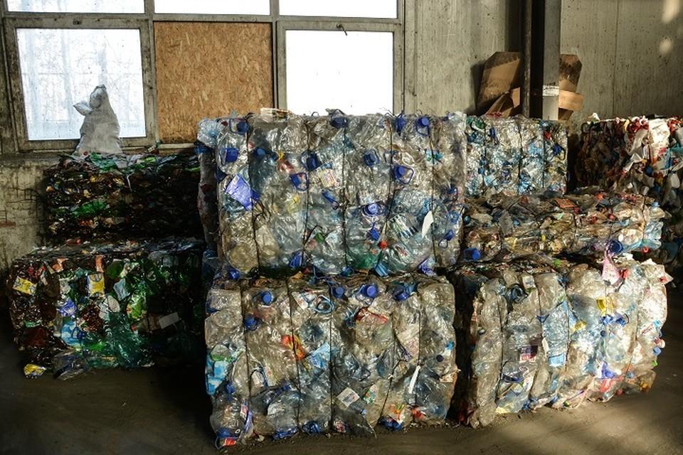 ВЕкатеринбурге в микрорайоне Елизавет разобрали 307 кубометров мусора. Фото: Галина Соловьева