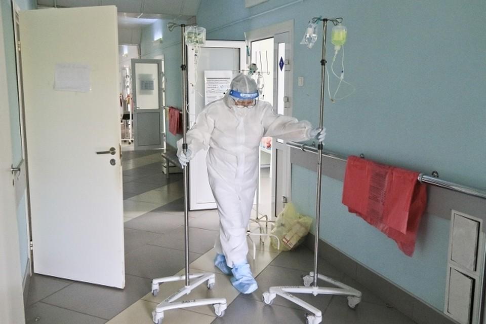 Раскрыты свежие данные по коронавирусу в Коми