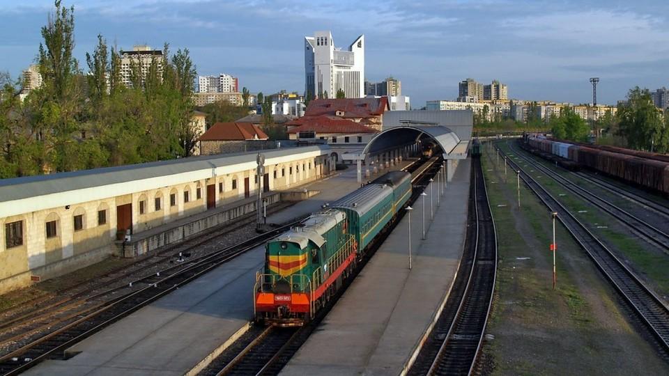 Молдова может лишиться железной дороги.
