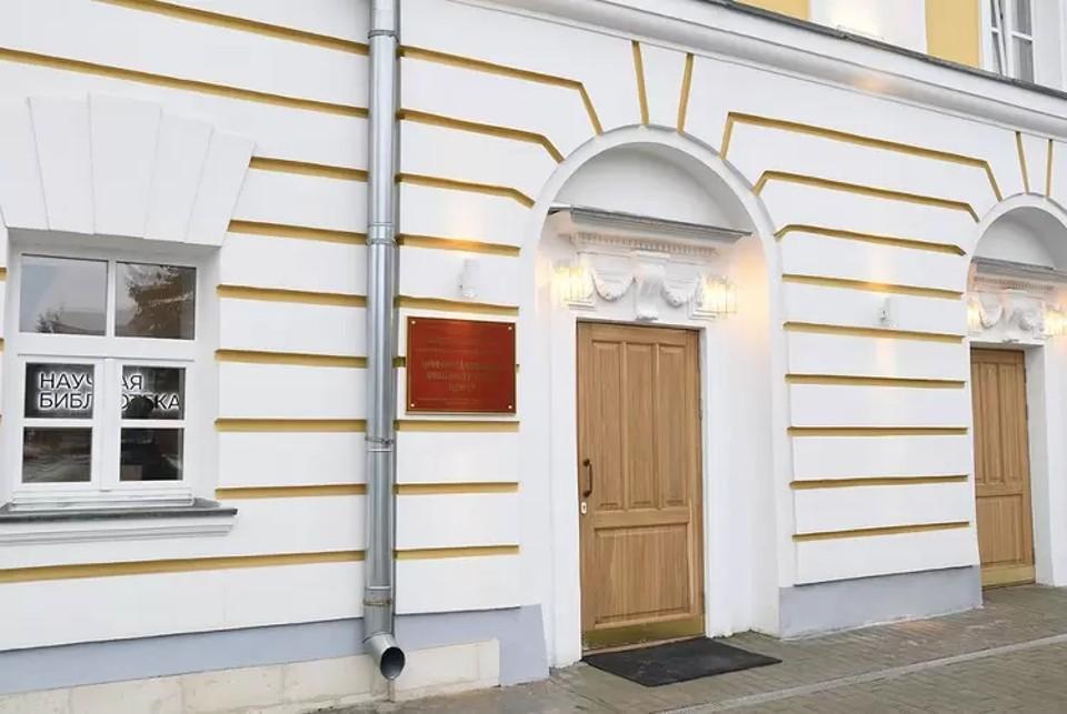 Трансляции с участков можно будет увидеть в информационно-библиотечном центре ТвГУ (здание бывшего филиала МЭСИ на Советской улице).