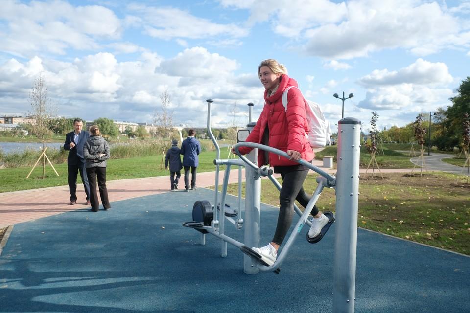 В 2022 году планируется открыть 11 многофункциональных спортплощадок в Петербурге