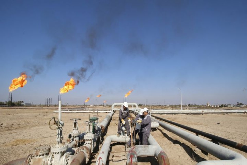 Цена газа в Европе достигла более 950 долларов за тысячу кубометров