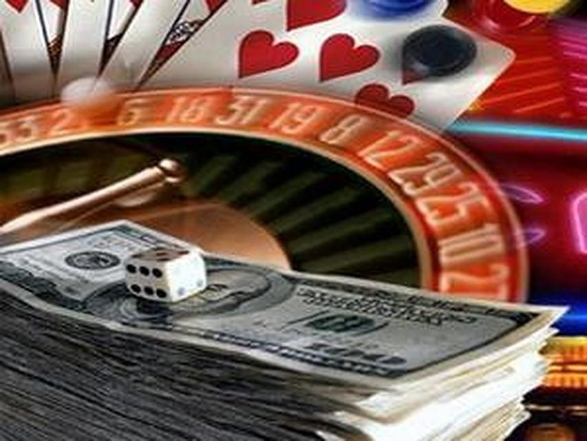 Первое онлайн казино