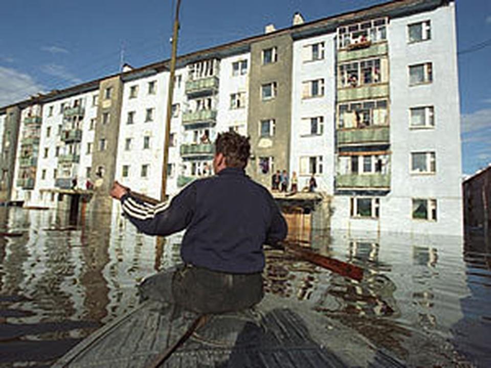 Петербургу наводнение не грозит