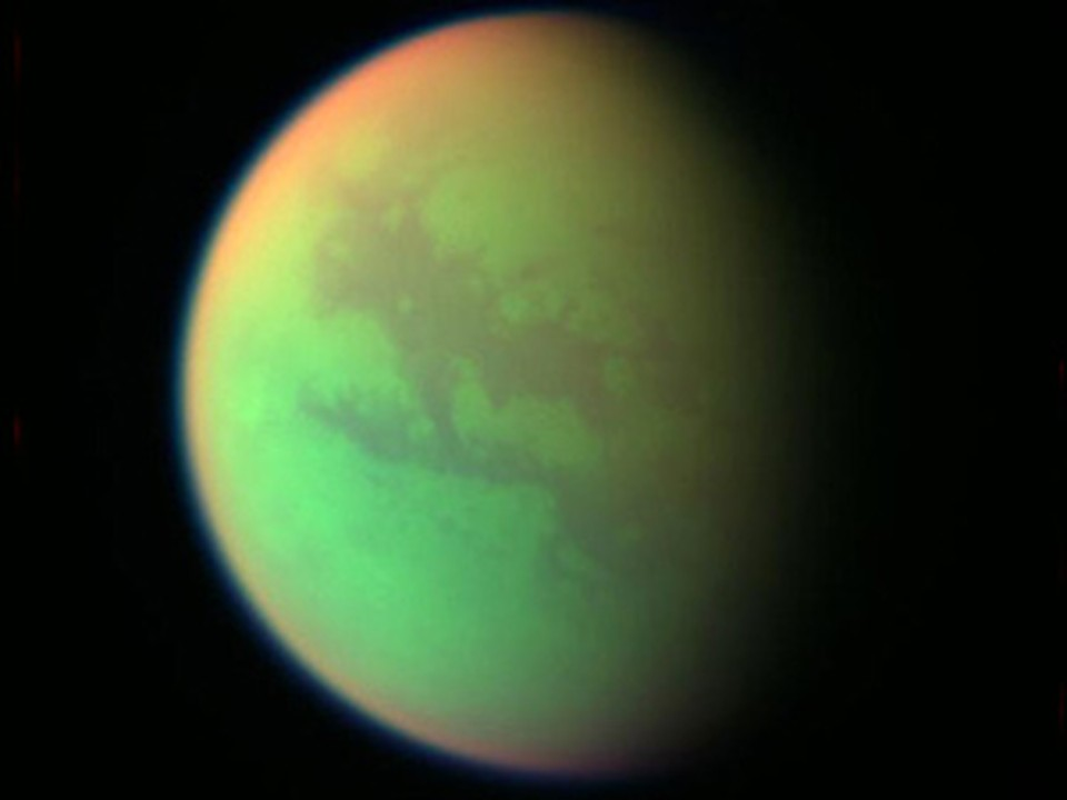 На Титане обнаружили признаки существования жизни