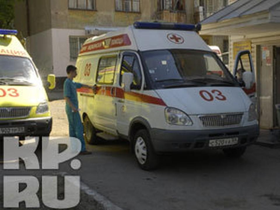 В больницу пришлось отправить сразу 6 человек.