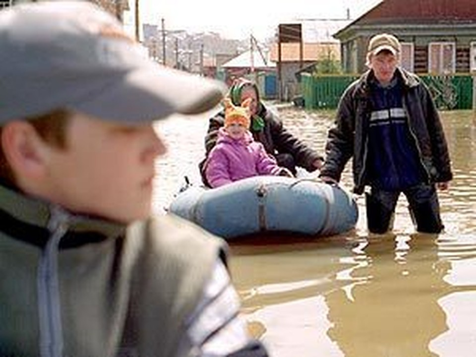 Жертвами потопа на Кубани стали уже 13 человек