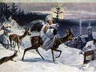 Сто лет назад минчане получали рождественские открытки три раза в день