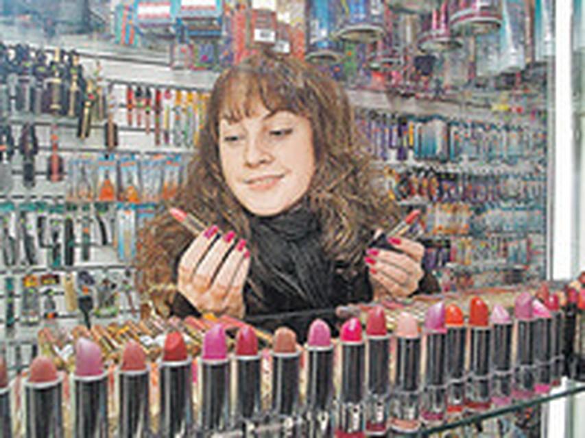 Крупнейшие продавцы косметики