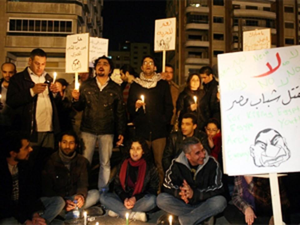 Сирийцы планируют свой «день гнева»