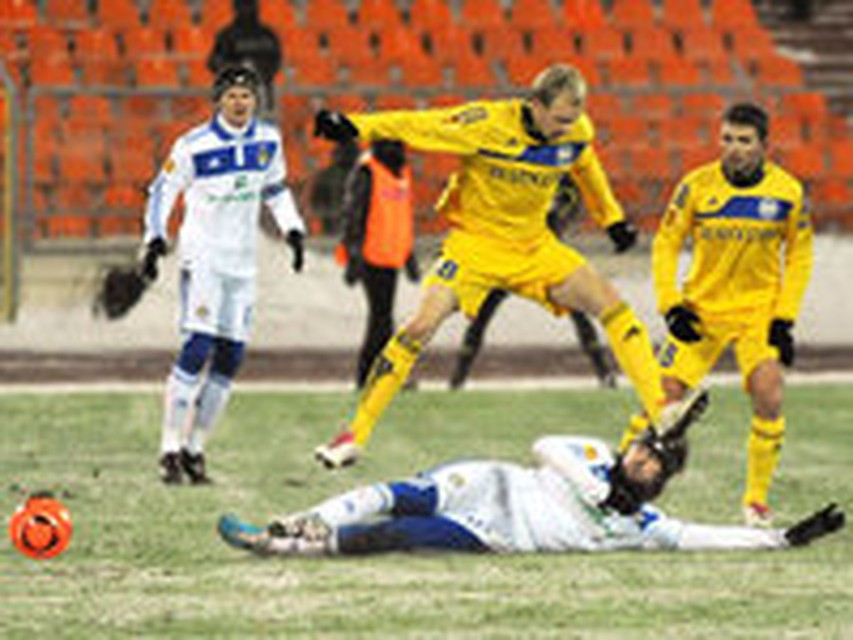 Фото из матча псж батэ