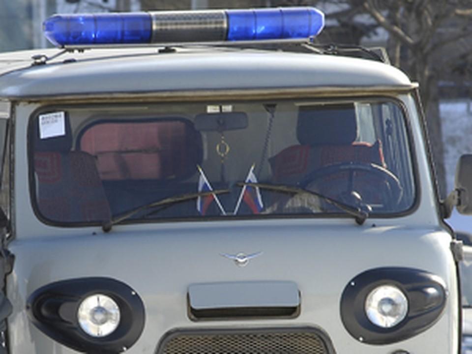 Милиционер устроил аварию на служебном автомобиле.