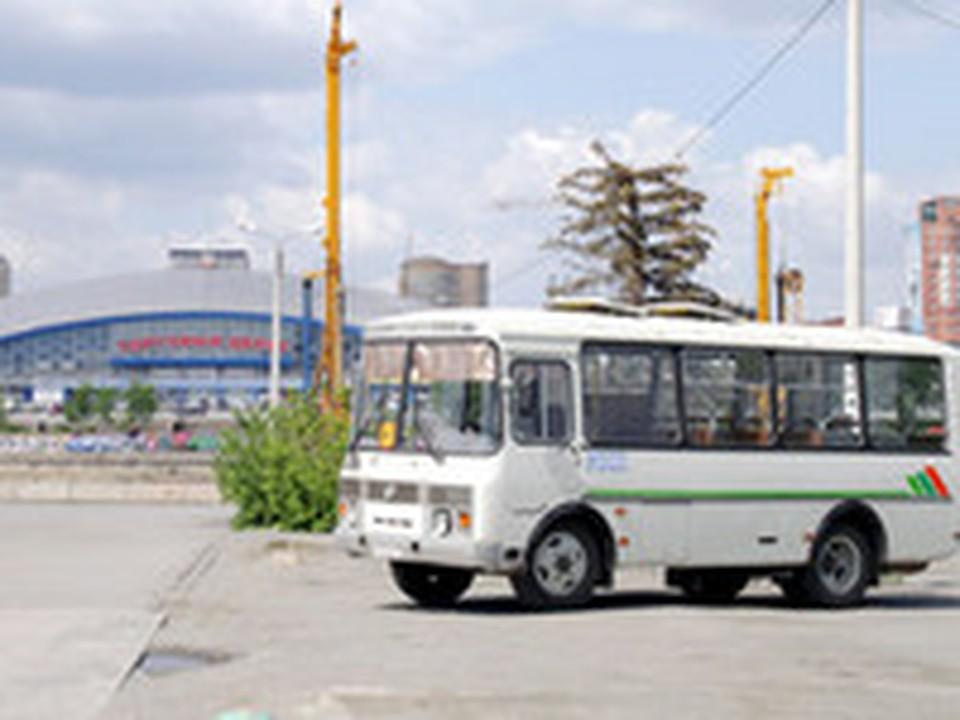 В центре Челябинска втиснут новый автовокзал