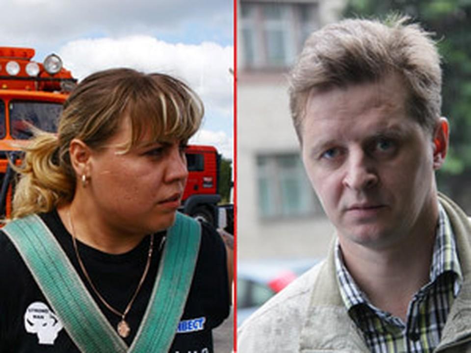 Броня и этот мужчина подрались в центре Челябинска.