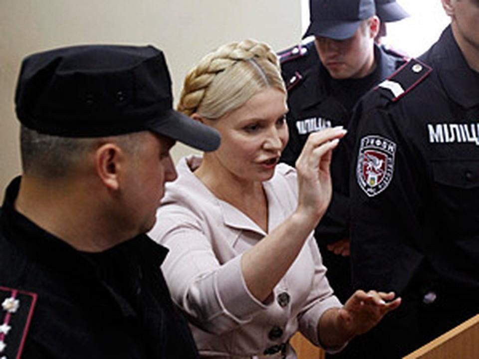 Юлию Тимошенко арестовал спецназ