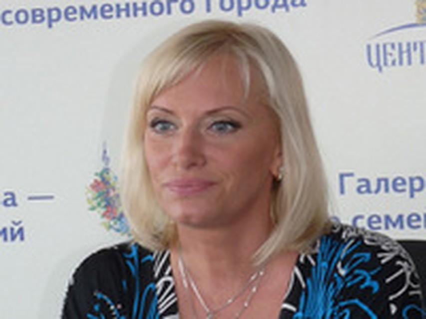 Декольте Натальи Гулькиной