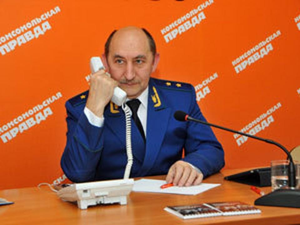 Иван Полуэктов сменил место  службы.