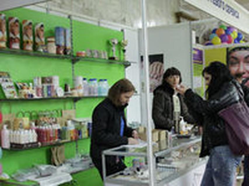 Томск продавец косметики