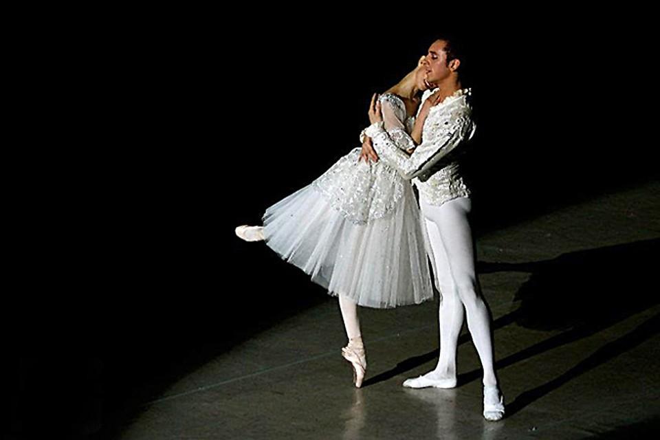 Танцы голых танцоров балета — img 10