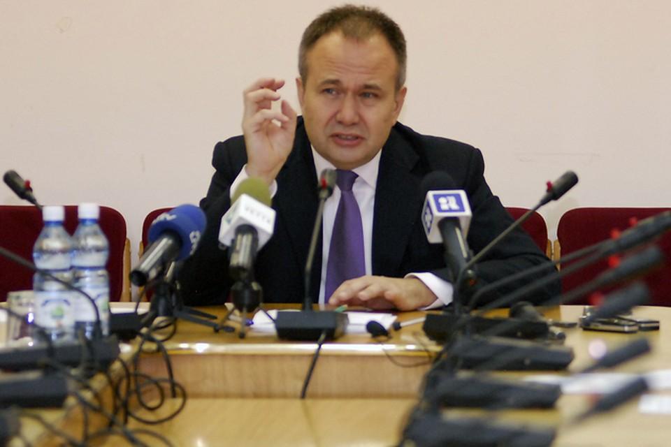 Олег Чиркунов решил уйти с поста губернатора.